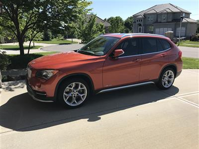 2015 BMW X1 lease in Overland Park,KS - Swapalease.com