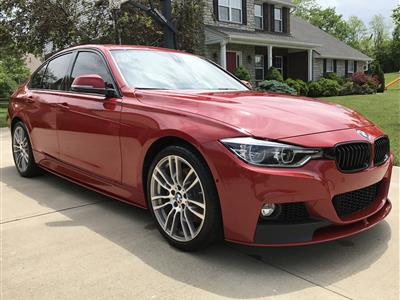 2016 BMW 3 Series lease in Liberty Township,OH - Swapalease.com
