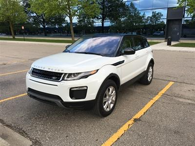 2016 Land Rover Range Rover Evoque lease in Portland,OR - Swapalease.com
