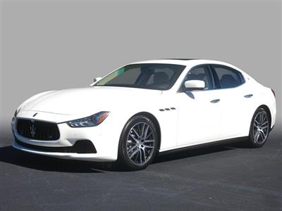 2015 Maserati Ghibli lease in Van Nuys,CA - Swapalease.com