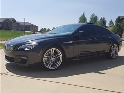 2016 BMW 6 Series lease in Denver,CO - Swapalease.com