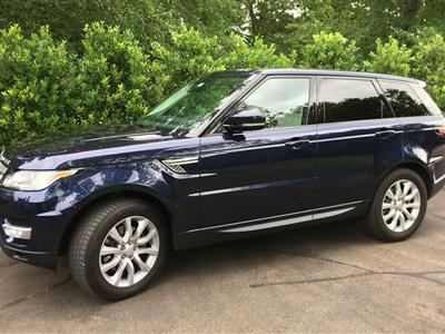 2015 Land Rover Range Rover Sport lease in Tulsa,OK - Swapalease.com