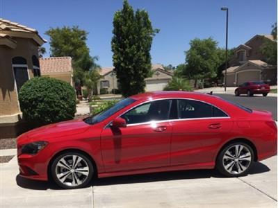 2016 Mercedes-Benz CLA-Class lease in Gilbert,AZ - Swapalease.com