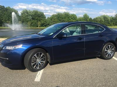 2016 Acura TLX lease in Sayreville ,NJ - Swapalease.com
