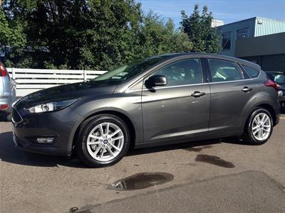 2015 Ford Focus lease in Lorain,OH - Swapalease.com