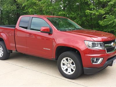 2016 Chevrolet Colorado lease in Wadsworth,OH - Swapalease.com