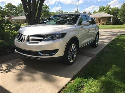 2016 Lincoln MKX lease in Oak Park,MI - Swapalease.com