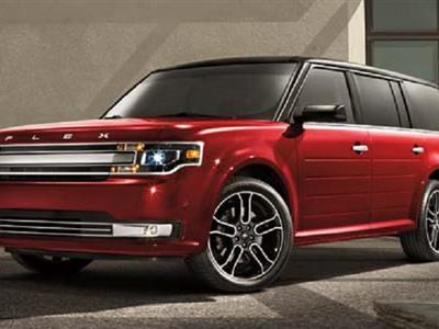 2015 Ford Flex lease in Omaha ,NE - Swapalease.com