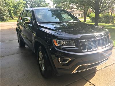 2015 Jeep Grand Cherokee lease in Troy,MI - Swapalease.com