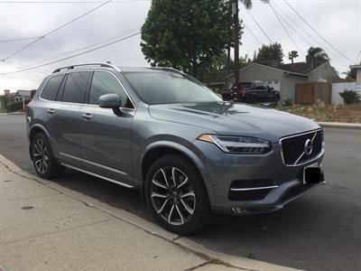 2016 Volvo XC90 lease in Los Angeles (El Segundo),CA - Swapalease.com