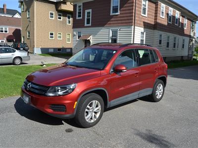 2015 Volkswagen Tiguan lease in cranston,RI - Swapalease.com