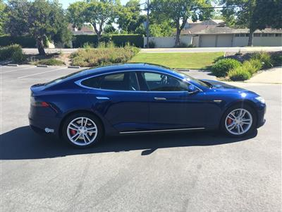 2015 Tesla Model S lease in San Mateo,CA - Swapalease.com