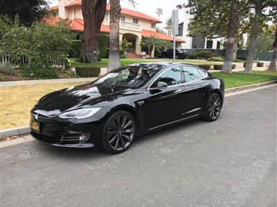 2016 Tesla Model S lease in Santa Monica,CA - Swapalease.com