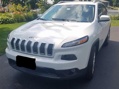 2016 Jeep Cherokee lease in Woburn,MA - Swapalease.com