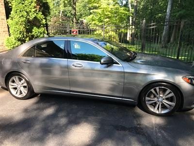 2015 Mercedes-Benz S-Class lease in Potomac,VA - Swapalease.com