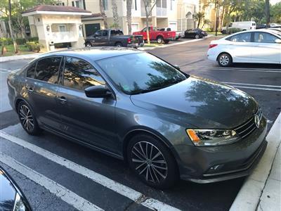 2016 Volkswagen Jetta lease in Coral Spring,FL - Swapalease.com