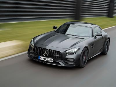 2017 Mercedes-Benz AMG GT lease in Omaha,NE - Swapalease.com