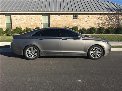 2016 Lincoln MKZ lease in Mission,TX - Swapalease.com