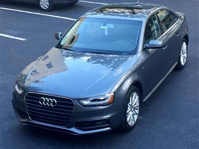 2015 Audi A4 lease in Miami,FL - Swapalease.com
