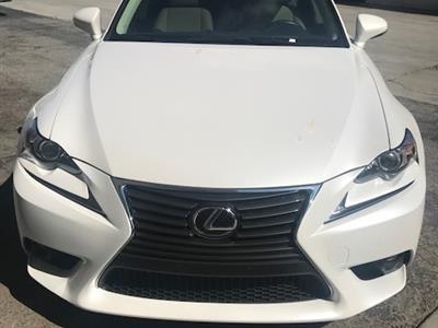 2016 Lexus IS 200t lease in Van nuys,CA - Swapalease.com