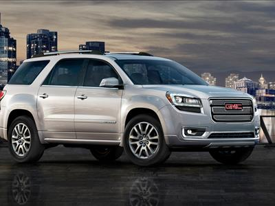 2015 GMC Acadia lease in Vacaville,CA - Swapalease.com