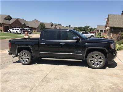 2017 GMC Sierra 1500 lease in Oklahoma City,OK - Swapalease.com