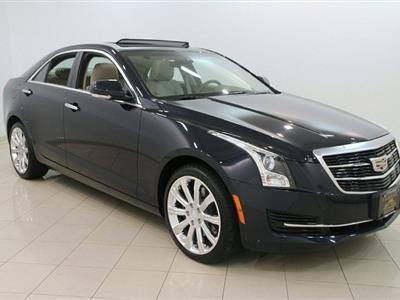 2016 Cadillac ATS lease in Austin,TX - Swapalease.com
