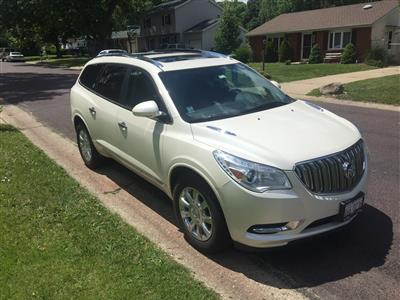 2015 Buick Enclave lease in Tinley Park,IL - Swapalease.com