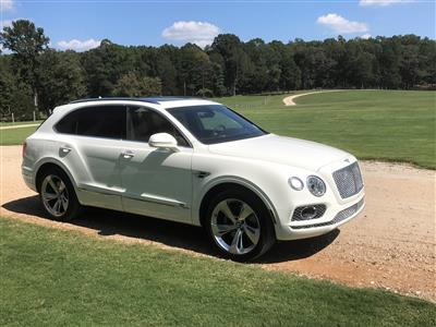 2017 Bentley Bentayga lease in Greenville,SC - Swapalease.com