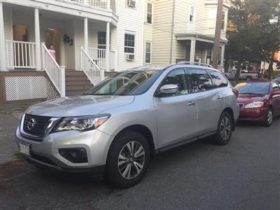 2017 Nissan Pathfinder lease in Lynn,MA - Swapalease.com