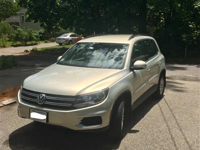 2015 Volkswagen Tiguan lease in Sudbury,MA - Swapalease.com