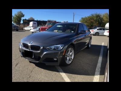2016 BMW 3 Series lease in Lanham,MD - Swapalease.com