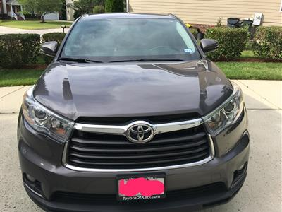 2015 Toyota Highlander lease in Apex,NC - Swapalease.com