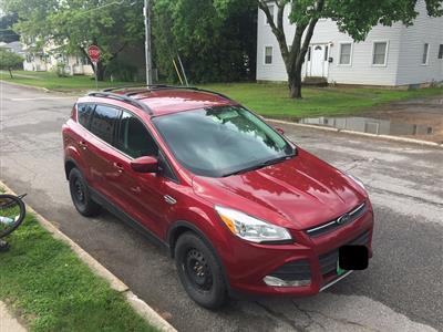 2015 Ford Escape lease in Winooski,VT - Swapalease.com