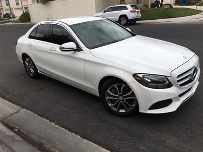 2016 Mercedes-Benz C-Class lease in Las Vegas,NV - Swapalease.com
