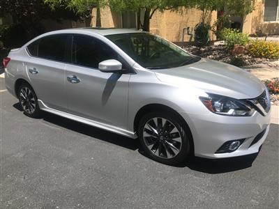 2016 Nissan Sentra lease in Las Vegas,NV - Swapalease.com