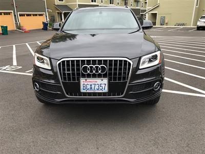 2017 Audi Q5 lease in Sammamish,WA - Swapalease.com