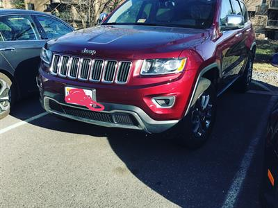 2016 Jeep Grand Cherokee lease in falls church,VA - Swapalease.com