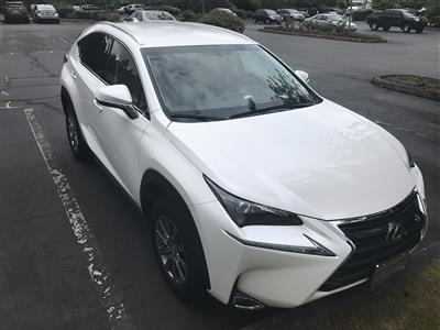 2017 Lexus NX Turbo lease in Seattle,WA - Swapalease.com