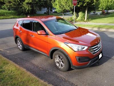 2016 Hyundai Santa Fe Sport lease in Kirkland,WA - Swapalease.com