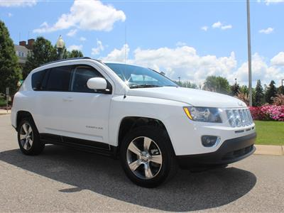 2017 Jeep Compass lease in Ithaca,MI - Swapalease.com