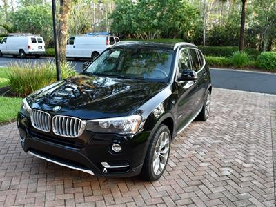 2016 BMW X3 lease in Naples,FL - Swapalease.com