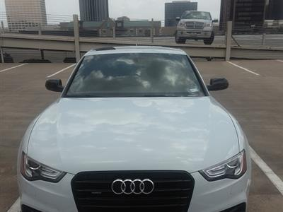 2016 Audi A5 lease in Houston,TX - Swapalease.com