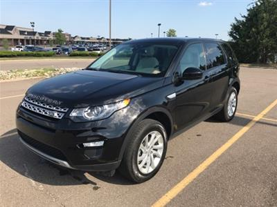 2016 Land Rover Discovery Sport lease in Rochester Hills,MI - Swapalease.com