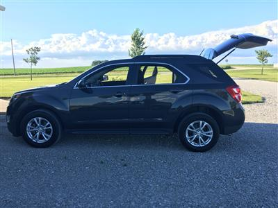 2016 Chevrolet Equinox lease in Flora,IN - Swapalease.com