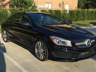2016 Mercedes-Benz CLA-Class lease in The Colony,TX - Swapalease.com