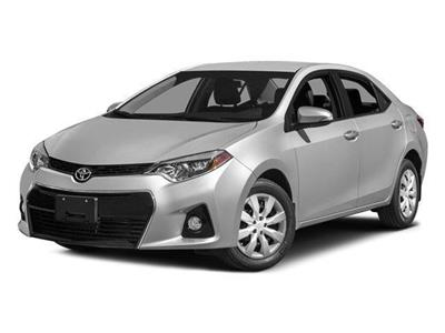 2016 Toyota Corolla lease in Denver,CO - Swapalease.com