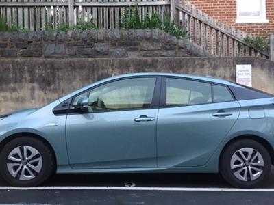 2016 Toyota Prius lease in Washington,DC - Swapalease.com