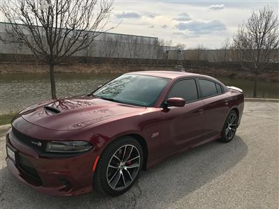 2017 Dodge Charger lease in Wood Dale,IL - Swapalease.com