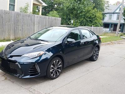 2017 Toyota Corolla lease in Minneapolis,MN - Swapalease.com